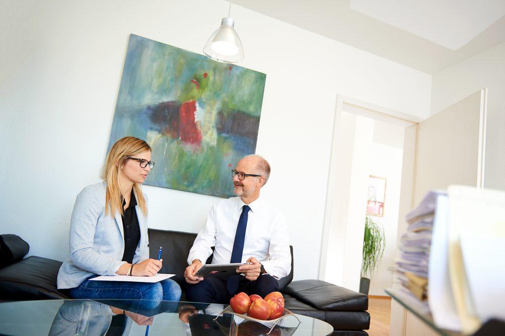 Martin Horoba - Exzellente Finanzberatung: Berater: Portrait Horoba